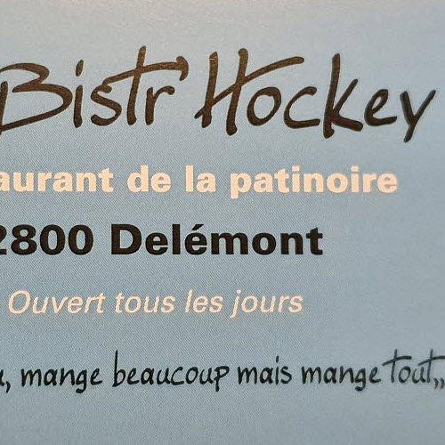 Au Bistr'Hockey, Maillat Léna