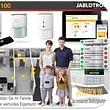 Alarmanlage JABLOTRON 100 Effektive Rundumschutz für Ihr Haus, Büro oder Ihr Geschäft