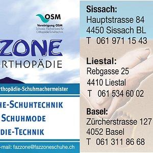 Fazzone Fuss-Orthopädie