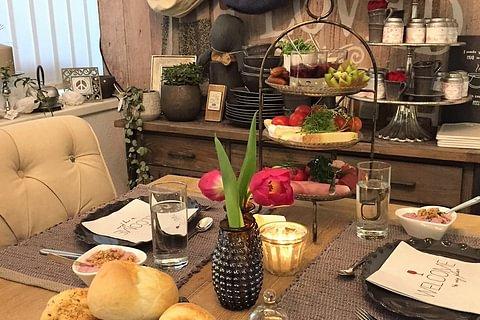 """Ein Frühstück im Phaenomenon Aurum – """"Petit Café"""""""