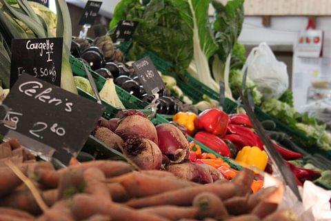 Fruits et légumes du domaine