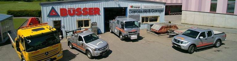 Büsser Carrosserie & Garage