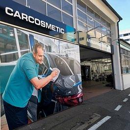 Car Cosmetic Annahme