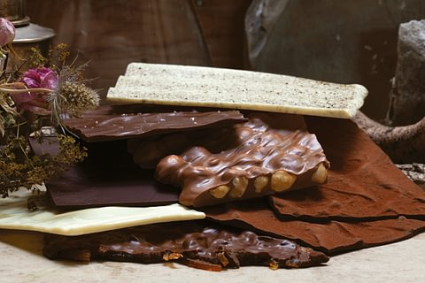 Blondel.ch plaques de chocolats