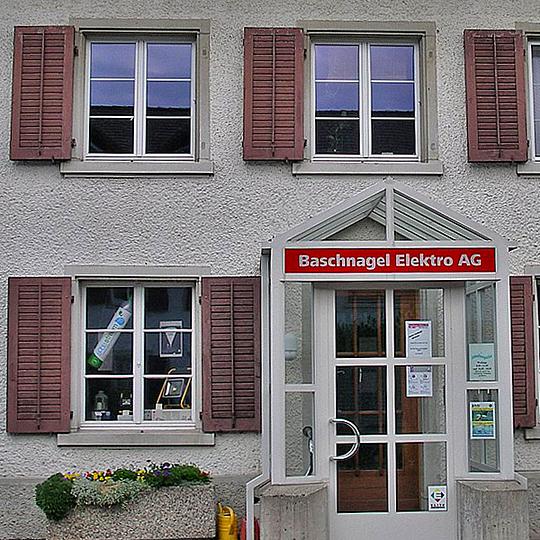 Baschnagel Elektro AG in Rheinau