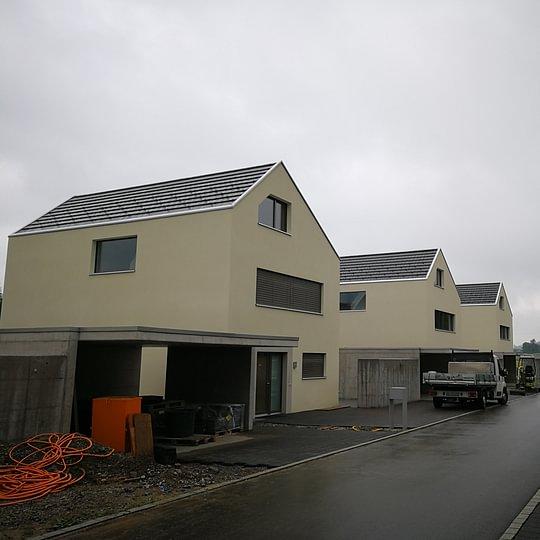 Neubau 4 EFH Nesselnbach