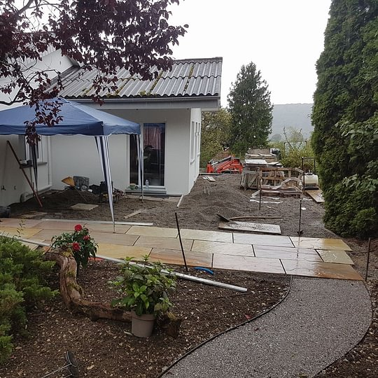 Balsiger Gartengestaltung GmbH Beringen Schaffhausen