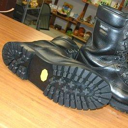 profil Schuhsohle , schwarz,braun,honig, rot,blau,