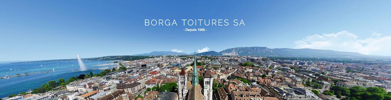 Borga Toitures SA