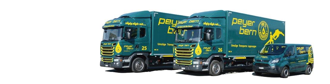 Peyer Bern Umzüge und Transporte AG