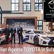 Premio 2° miglior agente Toyota in Svizzera