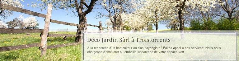 Déco-Jardin Sàrl