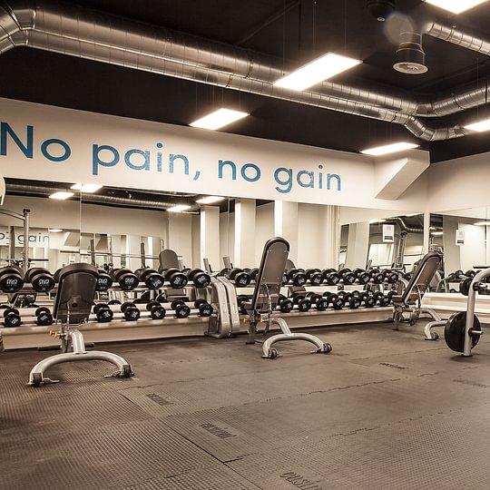 NonStop Gym Lausanne