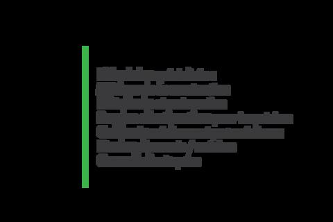 Accompagnement et prestations notamment dans les domaines suivants :