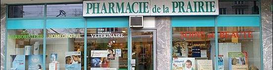 Pharmacie de la Prairie