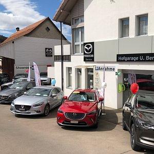 Hofgarage + Carrosserie Ulrich Berger AG