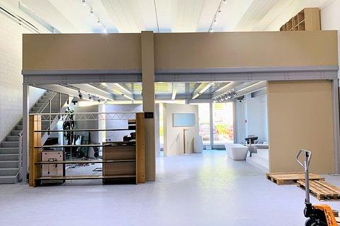 Bironico Superficie commerciale, magazzino, uffici in vendita