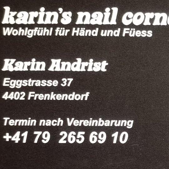 karin's nail corner