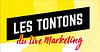 Les TONTONS du live marketing SA