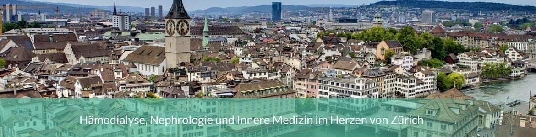 Praxis und Dialysezentrum Zürich-City AG