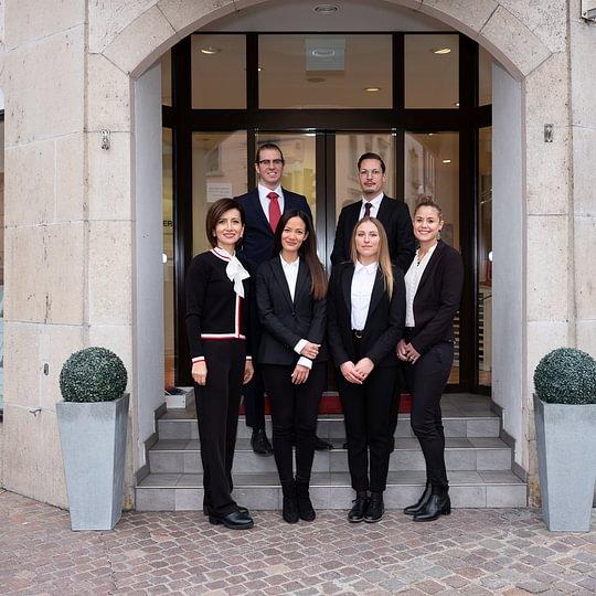 Das Engel & Völkers Team Schaffhausen