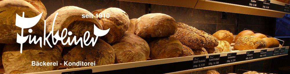 Finkbeiner GmbH Bäckerei Konditorei