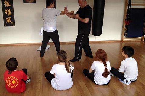 Wing Chun Kung Fu Bambini