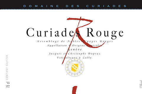 Curiades Rouge