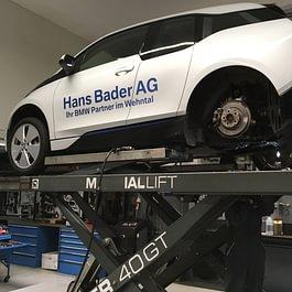 BMWi Service