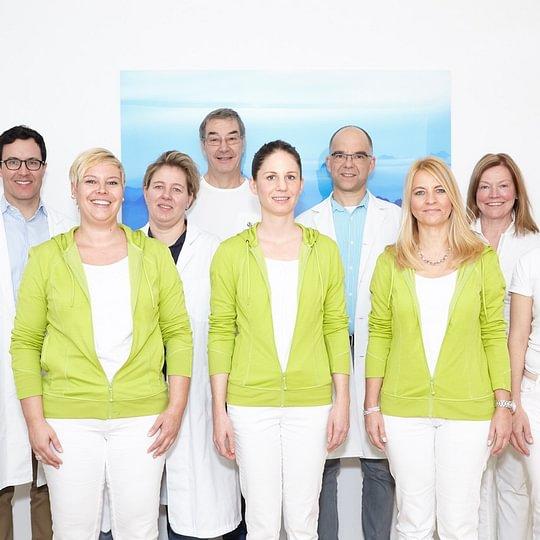 Praxisteam Orthopädie Wüst