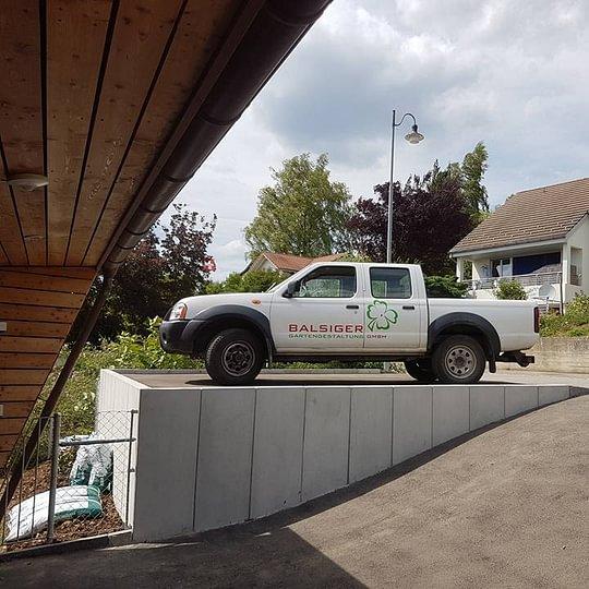 Balsiger Gartengestaltung GmbH wir sind für Sie da!