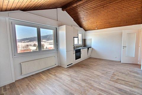 Appartements de 1,5 à 4,5 pièces entièrement rénovés à Progens