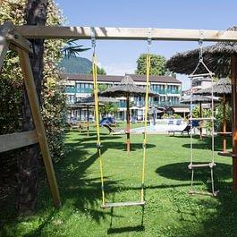 Angolo parco giochi per i nostri piccoli ospiti