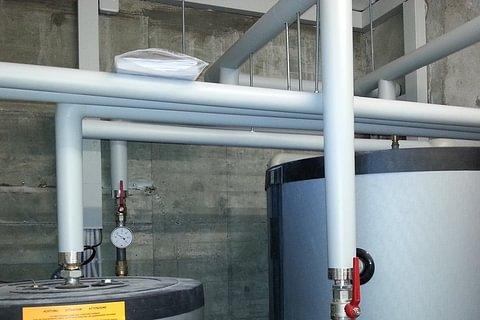 Impianti sanitari e di riscaldamento