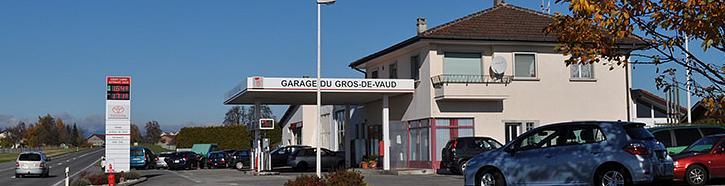 Garage du Gros-de-Vaud
