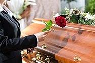 Organisation des funérailles et Cendres