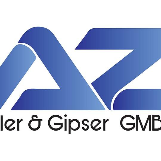 A-Z Maler und Gipser GmbH Logo