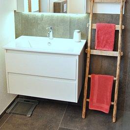 Umbau Badezimmer, Einfamilienhaus in Ziefen