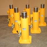 Zylinder- & Kolbenstangen Reparatur- und Anfertigung