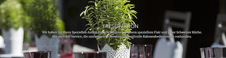 Restaurant Stählibuck