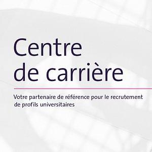 Centre de carrière