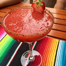 Margaritas mit 100% Tequila