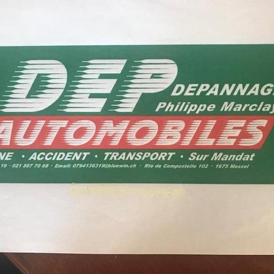DEP DEPANNAGE AUTOMOBILE