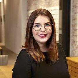 Nicole Wild, Augenoptikerin EFZ