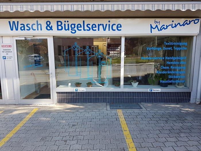 Wäscherei & Bügelservice by Marinaro