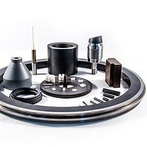 Custom-made components