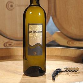 Confessore. Merlot vinificato in bianco