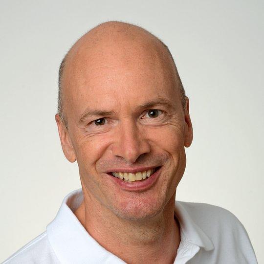 Daniel Vogel, Ärztl. Dipl. Masseur, Schmerztherapeut nach Liebscher & Bracht