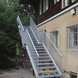 Metallbau - Weiland AG