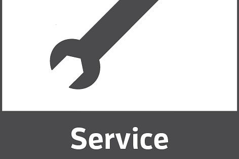 Kundendienst / Service